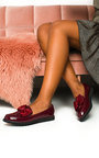 Mia Patent Bow Loafer Thumbnail