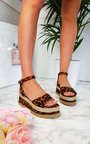 Mimi Flatform Sandals Thumbnail