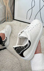 Mimi Lace Up Trainers Thumbnail