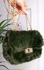 Mishti Fluffy Shoulder Bag Thumbnail