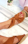 Misti Wrap Crossover Sandals Thumbnail
