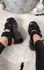 Moesha Chunky Buckle Sandals Thumbnail