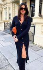 Molly Knitted Button Down Maxi Dress Thumbnail