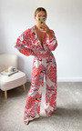 Molly Printed Jumpsuit Thumbnail
