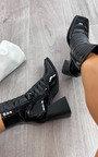 Monikh Heeled Ankle Boots Thumbnail