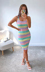 Montana Knitted Bodycon Dress Thumbnail