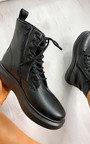 Nadine Lace Up Boots Thumbnail