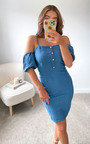 Nala Denim Dress Thumbnail