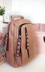 Naya Faux Leather Backpack Bag Thumbnail