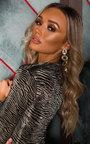 Neeka Multi Jewel Drop Earrings  Thumbnail