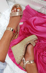 Neela Diamante Wedged Heels Thumbnail