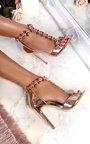 Nella Embellished T-Bar Heels  Thumbnail