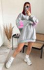 Nero Printed Jumper Dress  Thumbnail