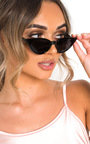 Nico Cat Eye Sunglasses Thumbnail