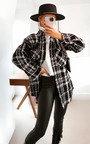 Nola Tweed Shirt Jacket Thumbnail