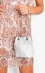 Nova Diamante Embellished Shoulder Bag Thumbnail