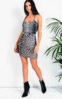 Nyan Velvet Leopard Bodysuit Thumbnail