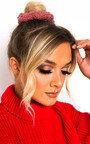 Ola Teddy Style Hair Scrunchie Thumbnail