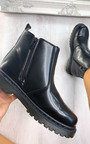 Orlagh Side Zip Ankle Boots Thumbnail