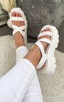 Paisley Chunky Sandals Thumbnail