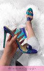 Paloma Iridescent Heels Thumbnail