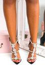 Penelope Jewelled High Heels  Thumbnail