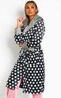 Pennie Polka Dot Dressing Gown Thumbnail