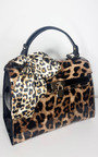 Piper Leopard Shoulder Bag Thumbnail