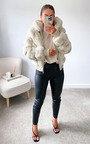 Pippa Faux Fur Jacket  Thumbnail