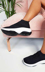 Pippa Lace Up Sock Trainer  Thumbnail