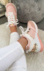 Pixie Lace Up Trainers Thumbnail