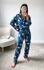 Poppie Printed Pyjama Co-ord  Thumbnail