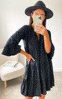 Poppie Printed Smock Dress Thumbnail