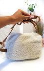 Quinn Teddy Bear Shoulder Bag Thumbnail
