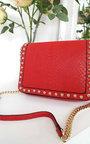 Rainie Studded Croc Style Bag Thumbnail