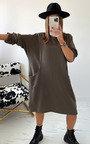 Raven Jumper Dress  Thumbnail