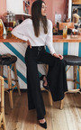 Reign High Waisted Ring Split Trousers Thumbnail