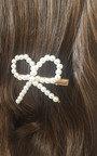 Robyn Bow Detail Hair Clip Thumbnail