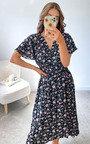 Robyn Printed Dress Thumbnail