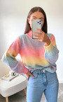 Rochelle High Neck Knitted Jumper Thumbnail