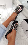 Romi Studded Caged Open Toe Sandals Thumbnail