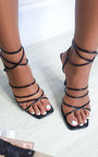 Rosinah Strappy High Heels  Thumbnail