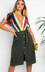 Rowan Stripe Bodysuit  Thumbnail