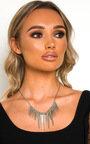 Roxy Spikey Choker Necklace Thumbnail