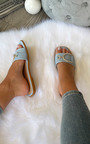 Ruth Sparkle Embellished Slip On Sandal Thumbnail