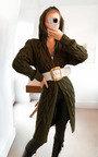 Safia Longline Knitted Cardigan Thumbnail