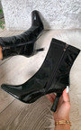 Sally Heeled Ankle Boots Thumbnail