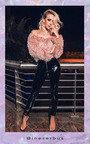 Sally High Shine PU Trousers Thumbnail