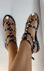 Sammy Strappy Studded Sandals Thumbnail