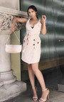 Sandi Button Up Dress Thumbnail
